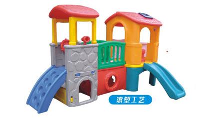 新款小神童 滑梯QLD725