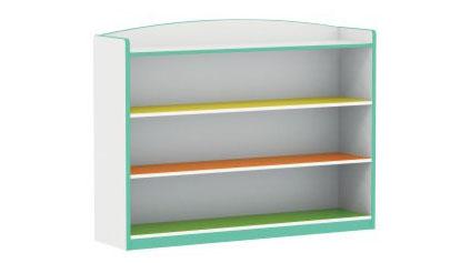 三层玩具柜QLD520
