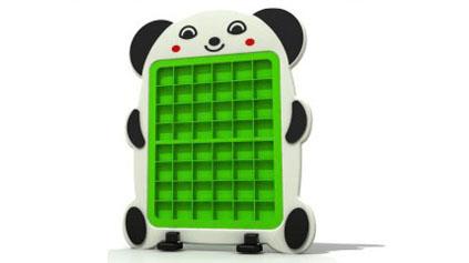 熊猫杯架QLD614