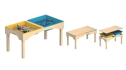 沙水桌QLD433