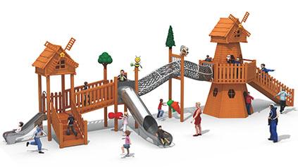 定制儿童滑梯要考虑哪些因素呢?