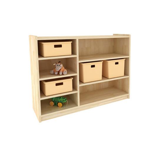 木质玩具柜