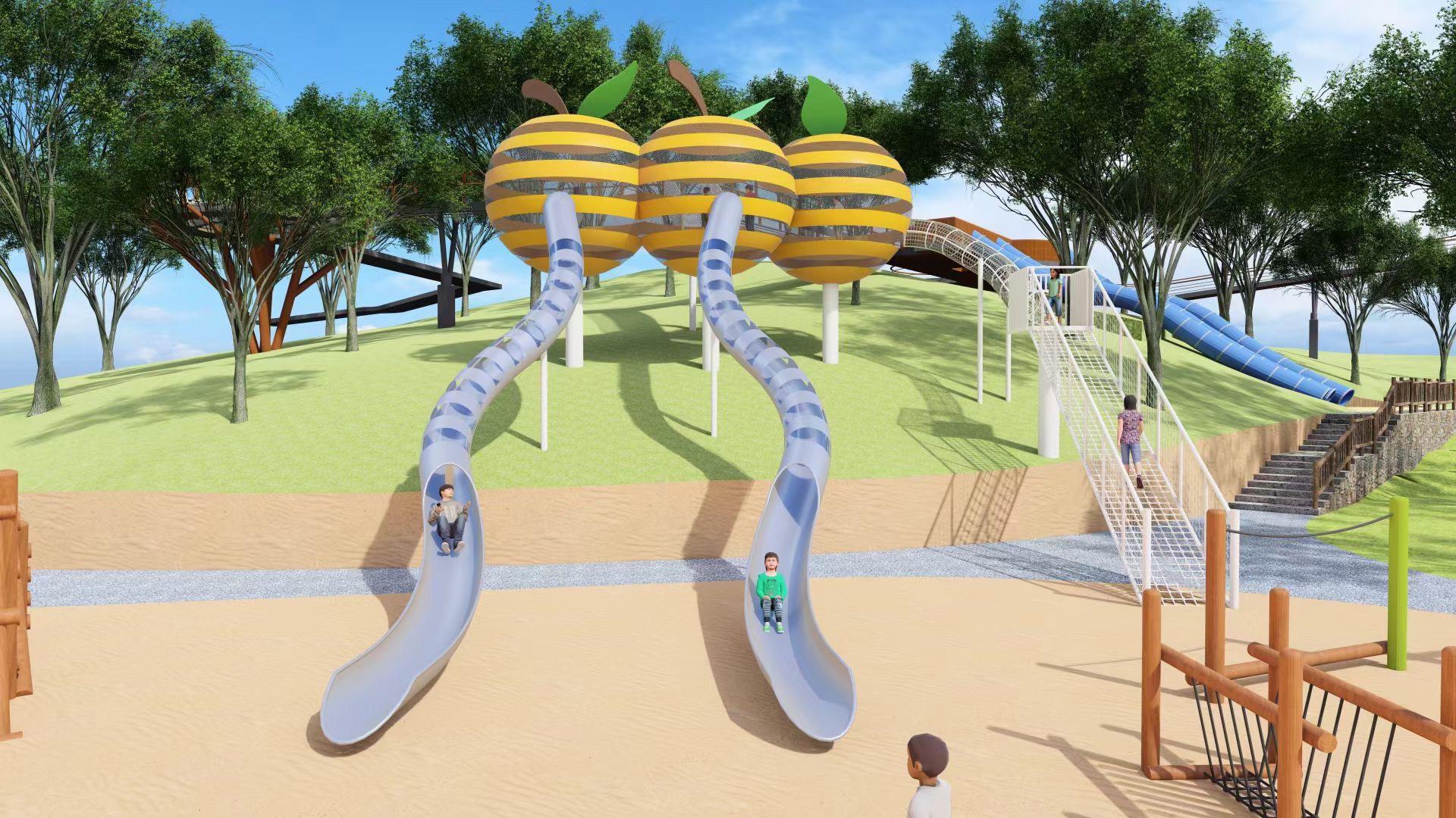 公园游乐设备3
